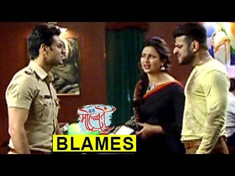 Raman BLAMES Ishita For Ruhi In Jail | ये ह�