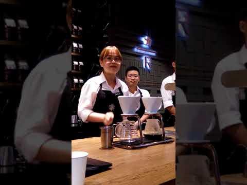 0 Starbucks khai trương cửa hàng cà phê ReserveTM đầu tiên tại TP Hồ Chí Minh