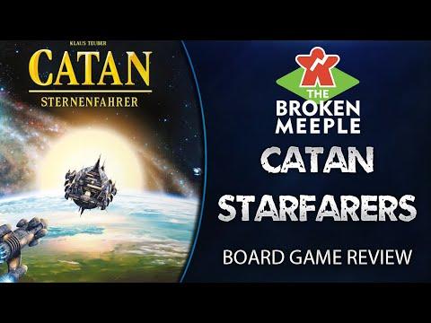 Catan: Starfarers Review - The Broken Meeple