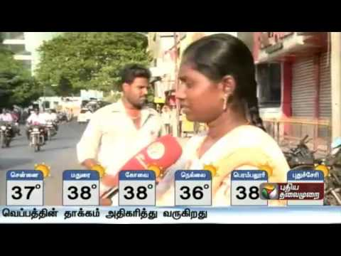 Live-report-Does-increasing-heat-wave-reduced-tourists-inflow-to-Pondy
