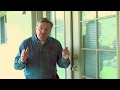 Minute Tips: Securing Double French Doors