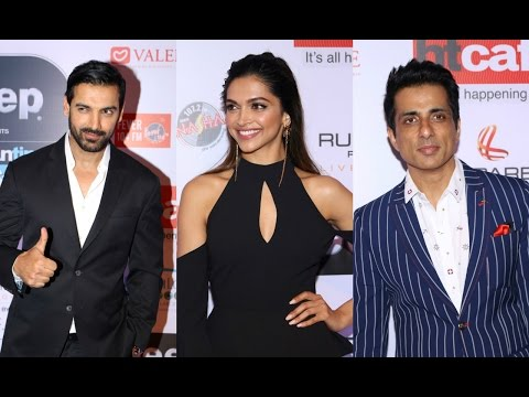 Deepika Padukone | Sonu Sood | John Abraham | Vivaan Shah At HT Most Stylish Awards 2017