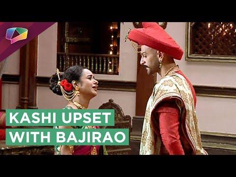 Kashi Upset With Bajirao As He Marries Mastani | P