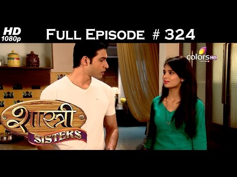 Shastri Sisters - 3rd August 2015 - शास्त्री सिस्टर्स - Full Episode (HD)
