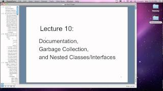 OOP In Java - Lecture 9