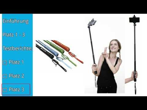 Selfie Stick TEST Deutsch - Welchen Selfie Stab kaufen? HIER die Lösung!