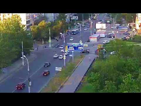 Авария в Волгограде