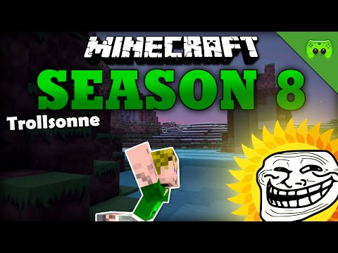 TROLLSONNE «» Minecraft Season 8 # 37 | HD