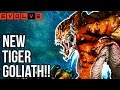 TIGER GOLIATH?!? Evolve Gameplay Walkthrough - Multiplayer - Part 41!! (XB1 1080p HD)