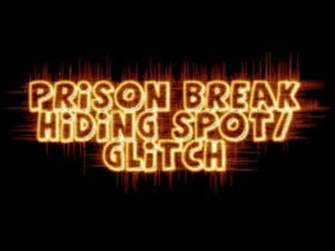 COD GHOSTS | BEST SPOTS  &  GLITCHES | PRISON BREAK