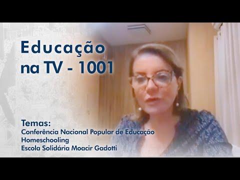 Conferência Nacional de Educação | Homeschooling | Escola Solidária