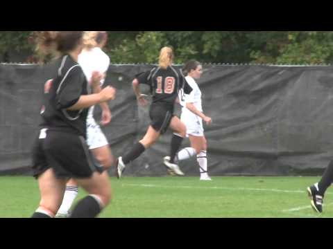 Alma College Women's Soccer vs Kalamazoo College - September 28, 2011