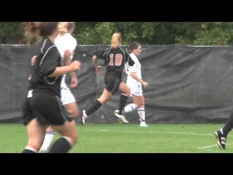 Alma College Women's Soccer vs Kalamazoo College - September 28, 2011