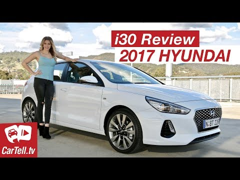 , title : '2017 Hyundai i30 Review SR Turbo | CarTell.tv'