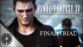 After completing Episode Gladiolus, the Final Trial is unlocked! Get ready as your final task is to face off against Cor himself! With only 3 Potions & 1 Phoenix Down, will you survive the trial of the Immortal?!