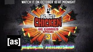 Robot Chicken DC Comics Special 3 - Teaser VO