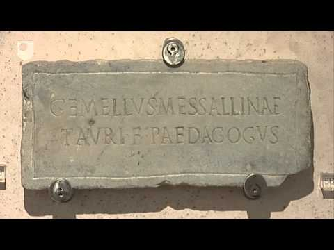 Fragmente als Clues - Roman Grabdenkmäler (1/7)