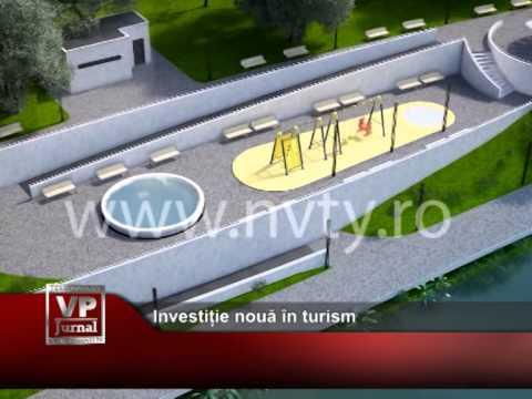 Investiție nouă în turism