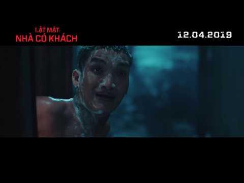 """Phim Hài Kinh Dị """"LẬT MẶT: NHÀ CÓ KHÁCH"""" Trailer 12.04.2019 - Thời lượng: 2 phút, 22 giây."""