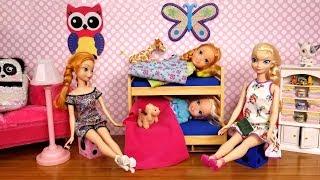 Video AFTER School routine ! Elsa and Anna toddlers - bedtime - homework - evening - dinner MP3, 3GP, MP4, WEBM, AVI, FLV Desember 2018