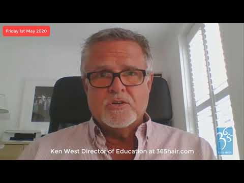 Ken West, Director of 3∙6∙5 Salon Education discusses preparations for re-opening your salon