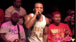 Game Performs 'Higher,' 'Put You on The Game,' & 'California Love' in L.A.
