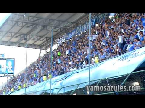 Video - Cuando Emelec anda mal, su hinchada lo hace ganar. Emelec vs. Lduq 15/09/2012 - Boca del Pozo - Emelec - Ecuador