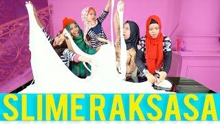 Video DIY Slime Raksasa - Slime Kami Lebih Besar - Gen Halilintar Girls MP3, 3GP, MP4, WEBM, AVI, FLV Oktober 2017
