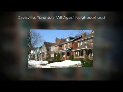 Davisville, Toronto's All – Ages Neighbourhood