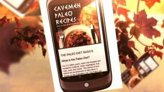 Caveman Paleo Recipes YouTube video