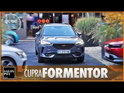 🚗 CUPRA FORMENTOR   Le SON d'un V8 avec un 4 CYLINDRES 😲 POSSIBLE?