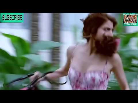 Anushka Sharma Unseen Hot Boobs Bounce Slow Motion Almost Nipple Visible Latest Sexy Release 2016