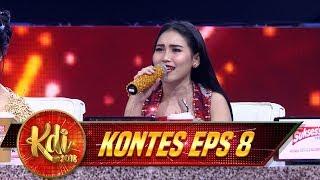 Terbaik!! Apresiasi Ayu Ting Ting Untuk Amel - Kontes KDI Eps 8 (15/8)