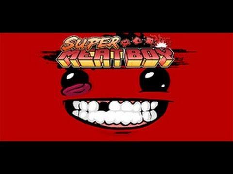 Полное Прохождение Super Meatboy