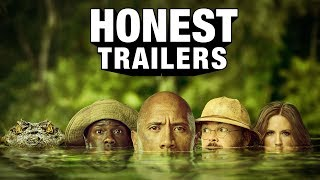 Video Honest Trailers - Jumanji: Welcome To The Jungle MP3, 3GP, MP4, WEBM, AVI, FLV Maret 2019