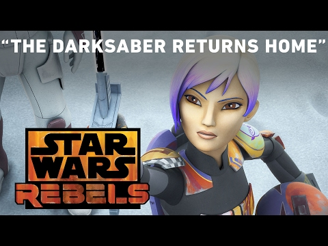 Star Wars Rebels 3.16 (Clip)