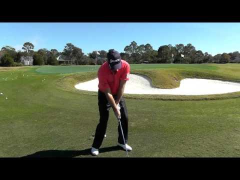 Graeme McDowell's flop shot golf lesson
