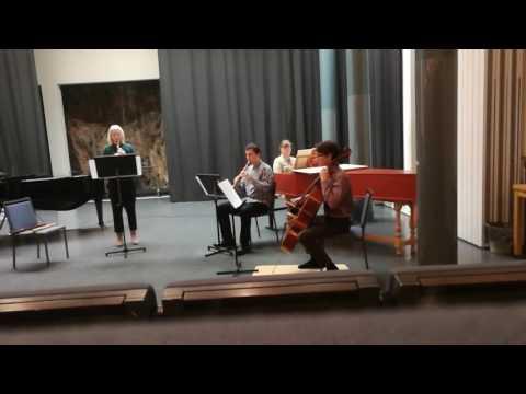 Zwei Sonaten für Altblockflöten und Basso Continuo / Sonata I F-major/ Arcangelo Corelli