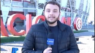Internacional encara o Vila Nova pela série b do Brasileirão. #JornaldaPampa