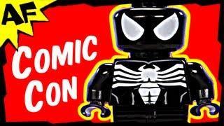 VENOM or Black Spiderman? Minifigure Lego Marvel Super Heroes Review