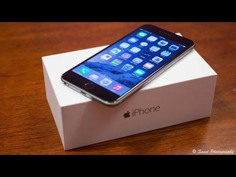 iPhone 6 Plus - Unboxing & Initial Setup / Configuration