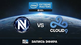 Team EnVyUs vs Cloud9 - IEM Oakland 2017 - de_cobblestone [Enkanis, yXo]