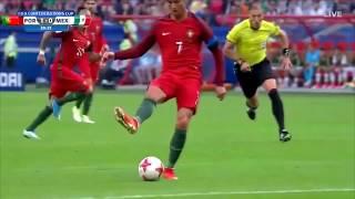 Melhores Momentos de Portugal x México, em jogo válido pela primeira rodada da fase de grupos da Copa das Confederações Russia 2017.Imagens: Fifa