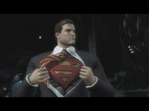 gameplay - Watch 15 minutes of Injustice gameplay from EVO 2012! Ed Boon leads you on a tour of the game and what you can expect! Subscribe to IGN's channel for the lat...