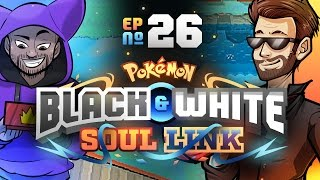 Pokémon Black & White Soul Link Randomized Nuzlocke w/ ShadyPenguinn! - Ep 26 SEISMIC TOSS FUNSIES by King Nappy