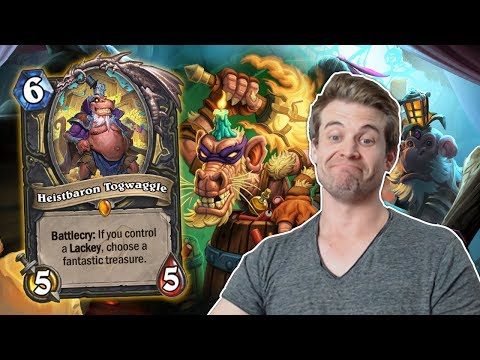 (Hearthstone) A Good Old Fashioned Waggle Off
