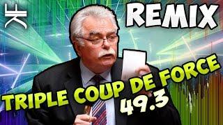 Video André Chassaigne - TRIPLE COUP DE FORCE (REMIX POLITIQUE) MP3, 3GP, MP4, WEBM, AVI, FLV Juli 2017