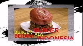 Video Burger Unik Dengan Cita Rasa Indonesia | HITAM PUTIH (02/11/18) Part 2 MP3, 3GP, MP4, WEBM, AVI, FLV April 2019