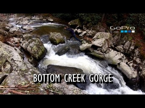 GoPro Hike: Bottom Creek Gorge to Bent Mt Falls, Roanoke VA and info!