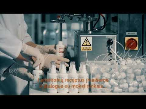 You&Oil's Product Manufacturing Process
